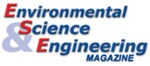 Environmental Science & Engineering Magazine Logo